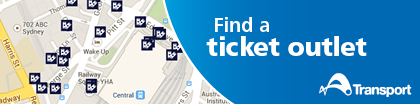 Search for ticket outlets